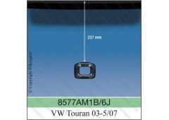 VW TOURAN I A senzor 23,7cm ZHODNE 1B BEZ BAUSETU PILKINGTON