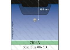 SEAT IBIZA VI A 5D NORDGLASS