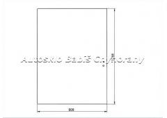 NEW HOLLAND Bager-nakladač LB75 - 115B - zadné