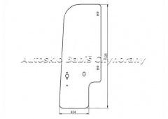 NEW HOLLAND mini-bager Case CX-B ZTS E16C E16B vo dverách