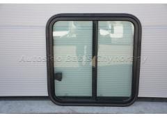 RENAULT MASTER II R dvojitá kabína dvojdielne okno