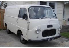 FIAT 1100T-24 CWT VAN 62-69