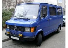 MERCEDES L406-409-HIGH VAN