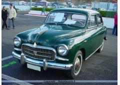 FIAT 1400+1900 54-59