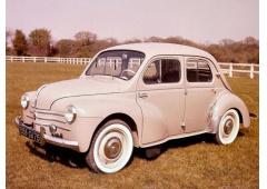 RENAULT 4 CV 1947-1961