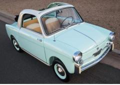 FIAT 500 BIANCHINA 58-60