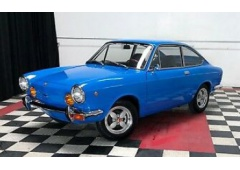 FIAT 850 CPE 65-72